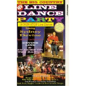 Sydney Devine - The Big Country Line Dance Party 1