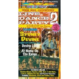 Sydney Devine - The Big Country Line Dance Party 2