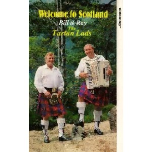 Tartan Lads - Welcome To Scotland