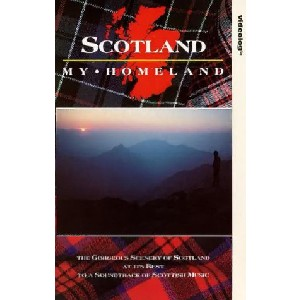 Various Artists - Scotland My Homeland