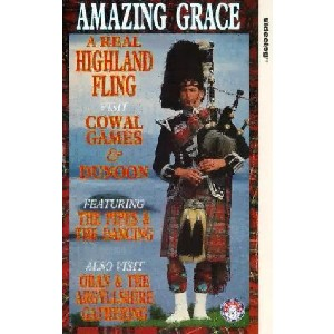 Various Artists - Amazing Grace - A Real Highland Fling