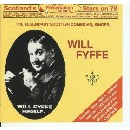 Will Fyffe - Scotland's Stars on 78