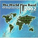 Various Pipe Bands - World Pipe Band Championships 2002 - Vol 2