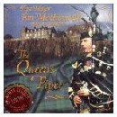 Pipe Major Jim Motherwell - The Queen's Piper