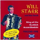 Will Starr - King of Scottish Accordionists Volume 1