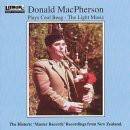 Donald Macpherson - Plays Ceol Beag - the Light Music
