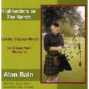 Alan Bain - Highlanders On The March
