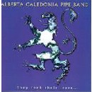 Alberta Caledonia Pipe Band - They took their leave...