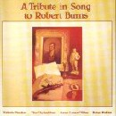 Various Artists - A Tribute in song to Robert Burns