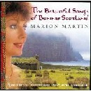 Marion Martin - The Beautiful Songs of Bonnie Scotland
