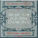 Freeland Barbour - Music for Old Time Dancing Volume 2